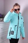 Детские демисезонные куртки р. 122-146 001-1