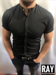 Мужские рубашки с коротким рукавом 2975-4