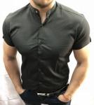Мужские рубашки с коротким рукавом 2976-1