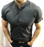 Мужские рубашки с коротким рукавом 2976-3