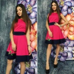 Модные женские платья М451