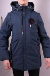 Детские демисезонные парковые куртки р. 128-152 WK-820