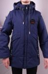 Детские демисезонные парковые куртки р. 128-152 WK-820-1